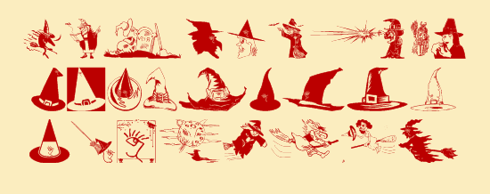Witches Stuff