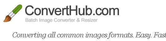 converthub.com - batch image converter