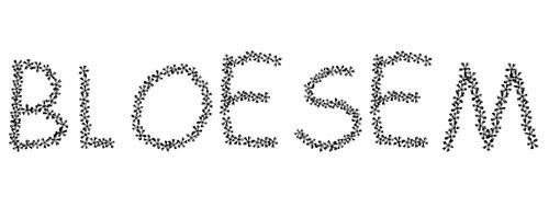 BLOESEM font