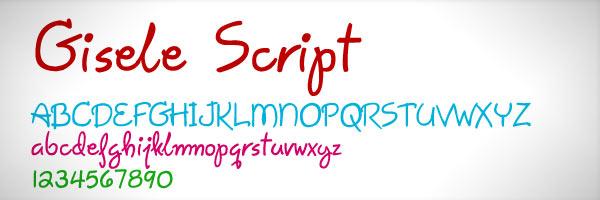 Gisele Script