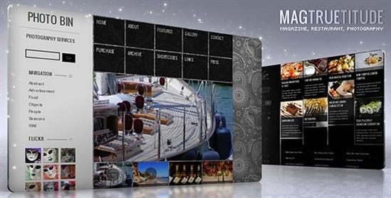 MagTruetitude Restaurant and WP Food Magazine
