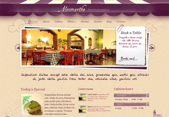 Monmarthe Cafeteria WP Restaurant, Cafe, Food