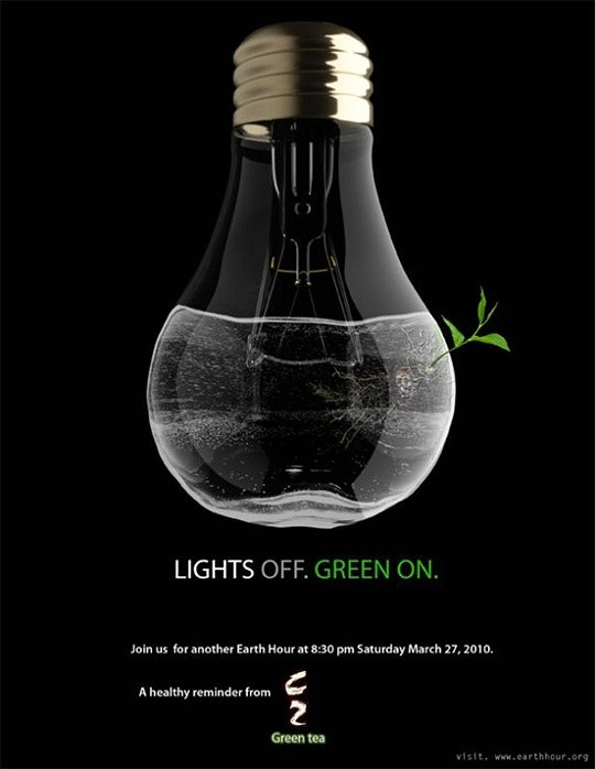 environmentalism advocacy ad