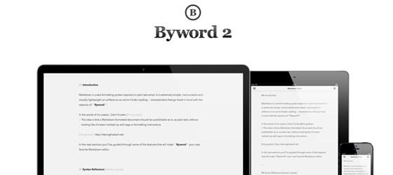 Byword 2
