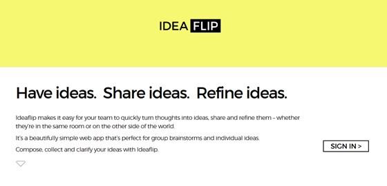 Idea Flip