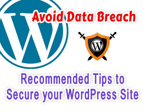 Avoid Data Breach: Tips to Secure your WordPress Site