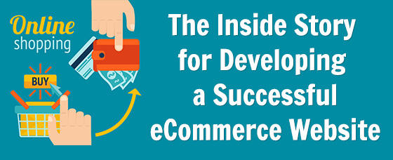The Inside Story for Developing a Successful eCommerce Website