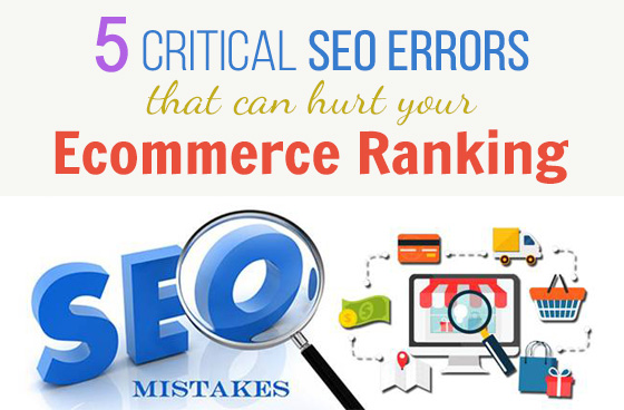 5 Common Product Description Errors Hurting eCommerce SEO