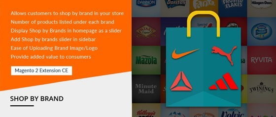 Shop by Brand Magento 2 Extension