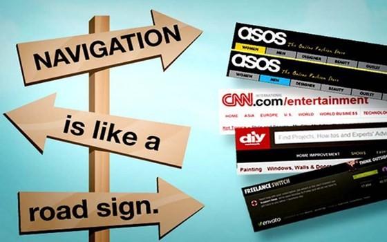 Use Intuitive Navigation