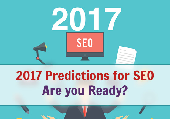 2017 Predictions for SEO - New SEO Trends