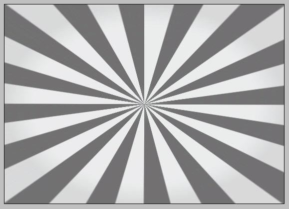 sunburst effect - photoshop tutorial