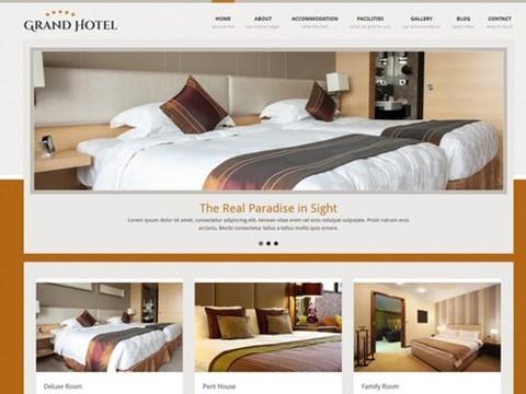 grand hotel resorts theme