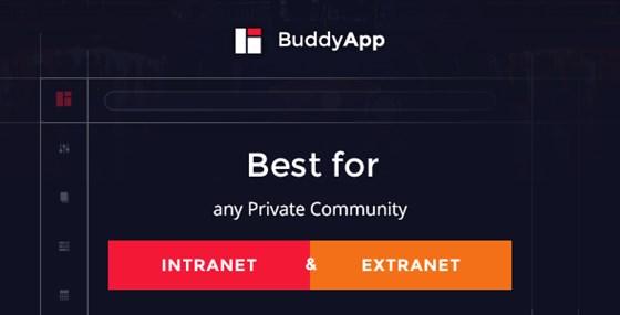 BuddyApp WordPress Theme