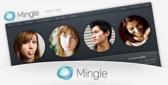 Mingle WordPress Theme
