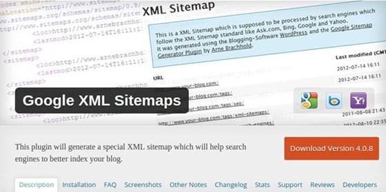 Google XML Sitemaps - WordPress Plugin