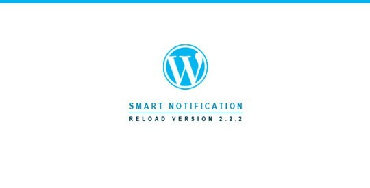 Smart Notification Reload | Wordpress Plugin