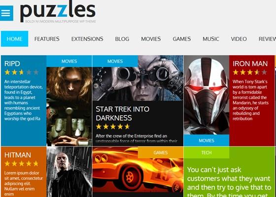Puzzles | WordPress Magazine/Review