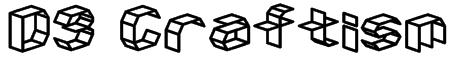 D3 Craftism Font