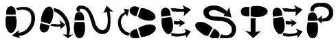 DanceStep Font