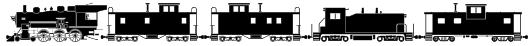 AlphabetTrain Font