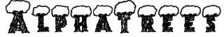 AlphaTrees Font