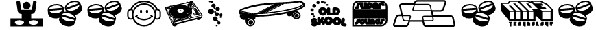 Deejay Supreme Font