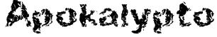 Apokalypto Font