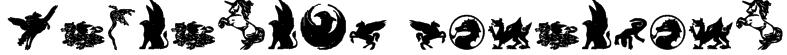 Fantastic Creatures Font