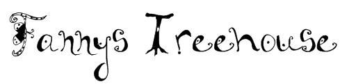 Fannys Treehouse Font