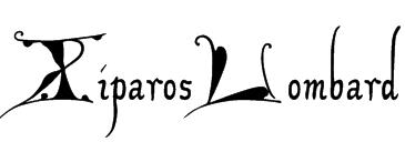 XiparosLombard Font