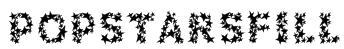 PopstarsFill Font