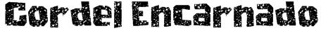 Cordel Encarnado Font