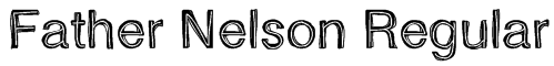 Father Nelson Regular Font