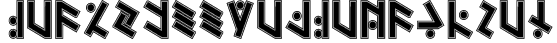 Temphis Sweatermonkey Font