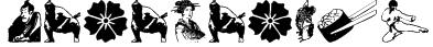 japanapush Font