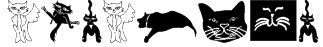 CatCrypt Font