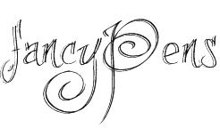 fancyPens Font