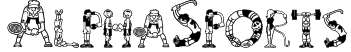 AlphaSports Font