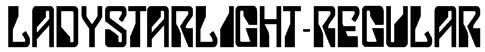 LadyStarlight-Regular Font