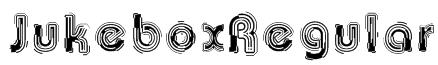 JukeboxRegular Font