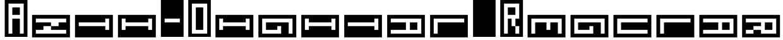 Anti-Digital Regular Font