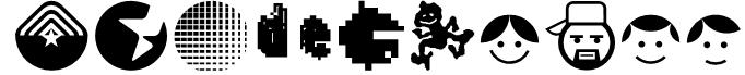 DestroyDingbats Font