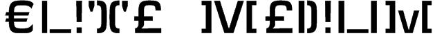 Elite Medium Font