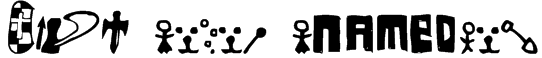 FSO never named Font