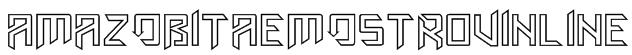 AmazObitaemOstrovInline Font