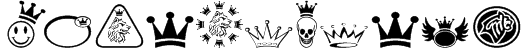 Monarchbats Font