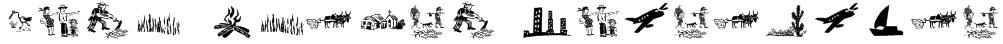 Xilo Cordel Literature Font