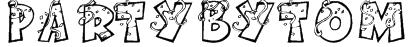 PartybyTom Font