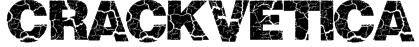 Crackvetica Font